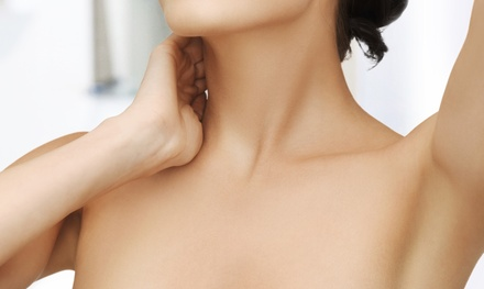 Six Laser Hair-Removal Treatments at Royal Aesthetic Club (Up to 91% Off). Two Options Available.