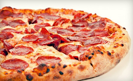 Pizza, Pasta, Wings, and Drinks for Two or for Four or More at Le Star Pizzaria (Half Off)