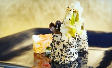 Lunch or Dinner for Two or More at Haru Japanese Restaurant (Half Off)