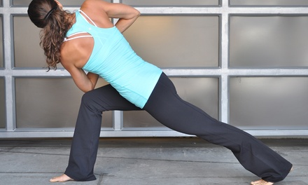20 Days or Two Months of Yoga Classes at Yoga One (Up to 76% Off)