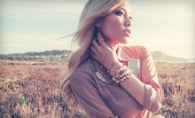 $10 for $20 Worth of Statement Necklaces, Earrings, and Bracelets from Haute1