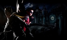 Basic Superhero-Experience Photo Package with Costume and Image for One or Two at Super Hero Shoots (Up to 77% Off)