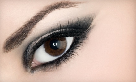 Full Set of Eyelash Extensions with Optional Fill Set from Clelleshia Martin - Esthetician (Up to 60% Off)
