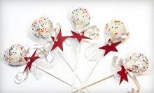 Cake Pop Decorating Party for 4, 8, or 12 at Cake Ballers (Up to 59% Off)