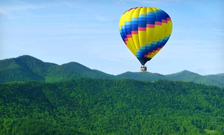 $125 for a Hot Air Balloon Ride from R.O. Franks Hot Air Balloon Company ($250 Value)