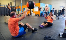 10 or 20 Morning Boot-Camp Classes at CrossFit Vibe (Up to 77% Off)