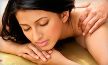 60- or 90-Minute Swedish Massage or Three 60-Minute Massages at Renee's Relaxation &amp; Body Mechanics (Up to 72% Off)