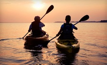 $27 for a Two- or Four-Hour Kayak or Canoe Rental at Narrow River Kayaks in Narragansett (Up to a $56 Value)