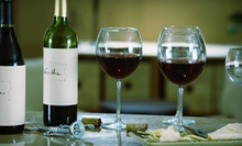 $20 for $40 Worth of Wine, Cheese and Charcuterie or Private Wine Class for Up to 20 at Veritas Wine Bar (Half Off)