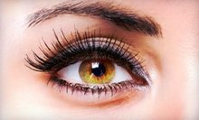 Eyelash Extensions with Option for Fill, or Three Sets of Eyelash Extensions at Lioness Spa & Lashes (Up to 61% Off)