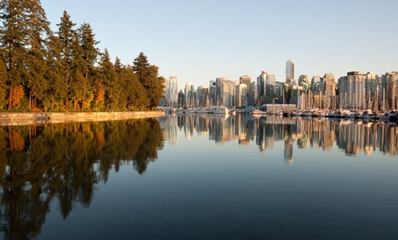 1-Night Stay for Up to Four in a One- or Two-Bedroom Classic Suite at Rosellen Suites at Stanley Park in Vancouver