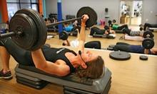One- or Two-Month Gym Membership at No Body Denied (Up to 79% Off)