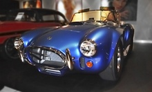 $10 for a Las Vegas Car Museum Visit for a Family of Four ($29.95 Value)