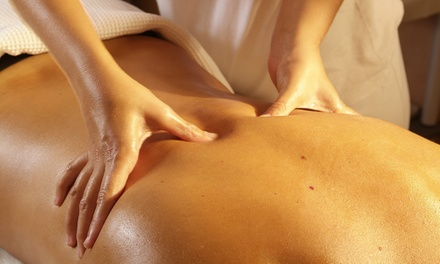 60-Minute Hot Stone or Deep Tissue Massages at Anna Spa (Up to 62% Off). Three Options Available.