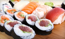 $8 for $16 Worth of Sushi and Japanese Food at Sushi of Tokyo