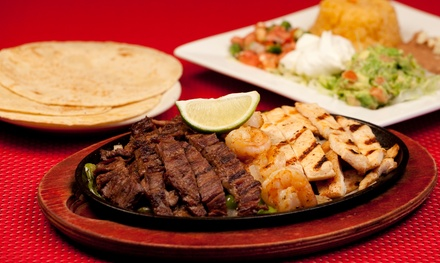 $6.50 for $12 Worth of Tex-Mex Food at Jalapeño's Taco Bar