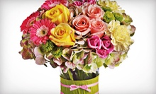 Flowers and Plants at Mancuso's Florist (Up to 51% Off). Two Options Available.