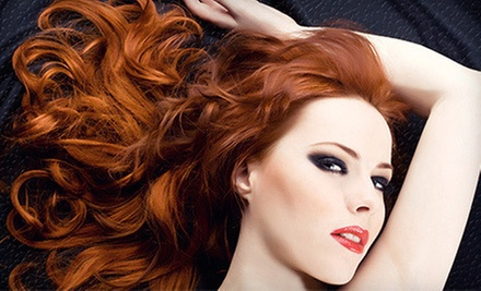 Cut and Condition with Optional Partial or Full Highlights at Sassy Shears at The Salons at Bella Suites (Up to 66% Off)