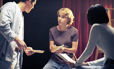 $59 for Introductory Screenwriting Workshop at Pull Focus Film School ($119 Value)