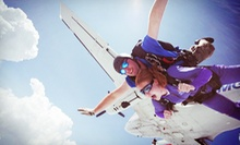 $124 for a Tandem-Skydiving Session from Skydive Georgia ($250 Value)