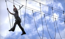$49 for an Aerial Adventure-Park Outing and a Tour of Redhook Brewery at Adventura ($100 Value)