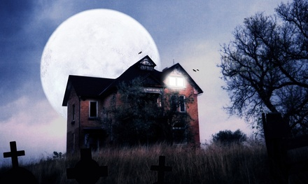 Haunted-House Visit and Haunted Hayride for Two or Four at Slaughtered at Sundown (Up to Half Off)