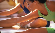 10 or 20 Zumba or Fitness Classes at Peak Fitness in Seymour (Up to 85% Off)