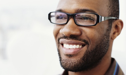$65 for Eye Exam and $200 Toward Eyeglasses or Sunglasses at Vision Express ($259 Total Value)