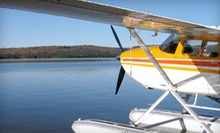 Seaplane Dinner Tour for Two or Four from Acadian Seaplanes in Rangeley (40% Off)
