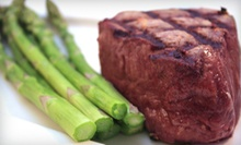 $15 for $30 Worth of Steak-House Cuisine at Ward’s House of Prime