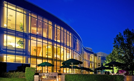 1- or 2-Night Stay with Dining Credit at Oak Ridge Hotel & Conference Center in Chaska, MN. Dates into May Available.