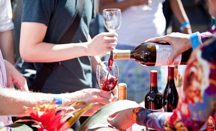 $24 for Ghirardelli Square Uncorked! Wine Festival on Saturday, May 17 ($55 Value)