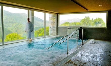 Arantza Hotela 4* — Navarra: 1 ou 2 noites para dois com pequeno-almoço, welcome gift e circuito de spa desde 185€