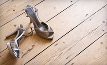 $20 for $40 worth of Shoe and Handbag Repair at Heels &amp; Soles, Etc.
