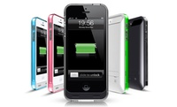 GROUPON: Mota Apple-Certified Battery Case for iPhone 5/5s Mota Apple-Certified Battery Case for iPhone 5/5s