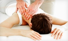 Chiropractic Exam with X-rays, 3D Imaging, and One or Two Massages at Barham Chiropractic (Up to 94% Off)