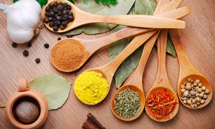 $8 for $14 Worth of Spices and Herbs at Savory Spice Shop