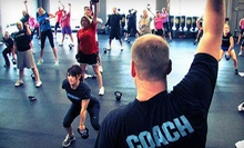$39 for 1 Month of Fitness Classes Including Enrollment Fee, Assessment &amp; Customized Goal Setting at Kosama ($168 Value)