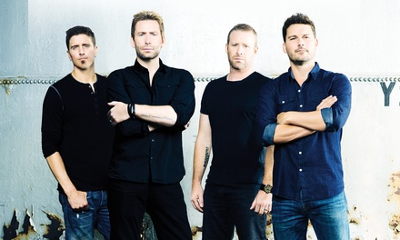 Nickelback: No Fixed Address Tour on February 15 or August 18 (Up to 52% Off). Two Venues Available.