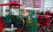 Admission for Four or Individual or Family Annual Membership to Coopersville Farm Museum (Up to Half Off)