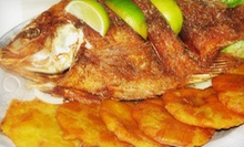 $12.50 for $25 Worth of Latin Food at Monserrate Restaurant Bar & Grill (Half Off)