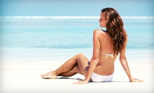 One, Two, or Five Airbrush Spray Tans at Destination Tans (Up to 72% Off)