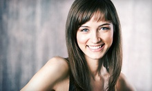 Haircut Package with Deep Conditioning and Optional Partial or Full Highlights at Dara Bonzey Salon (Up to 52% Off)
