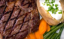 $20 for $40 Worth of Steak-House Cuisine at The Fireplace Restaurant