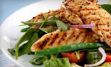$20 for $40 Worth of Upscale Diner Food for Dinner at Empire Grill