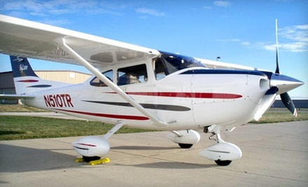 Private Pilot Course for One or Two at Chicagoland Aviation (Half Off)