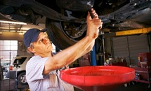 One, Three, or Five Full-Service Oil Changes or One Synthetic Oil Change with 32-Point Inspection (Up to 76% Off)