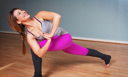 15 Drop-In Classes or 6 or 12 Weeks of Unlimited Classes at The Yoga Center (Up to 85% Off)