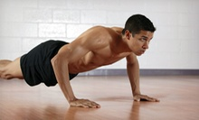 5 or 10 Group Boot-Camp Classes at Crossfire Fitness (Up to 71% Off)
