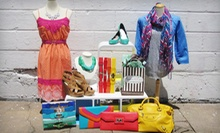 $15 for $30 Worth of Women's Boutique Apparel and Accessories at Frankie & Jules